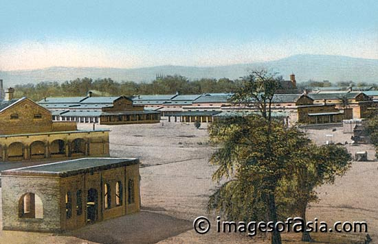 barracks-peshawar