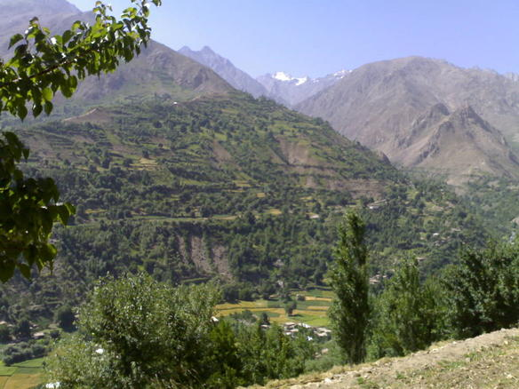 garam_chashma_Valley