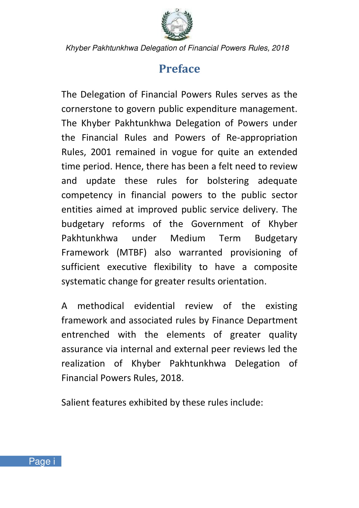 kp-delegation-of-financial-power-rules-2018-03
