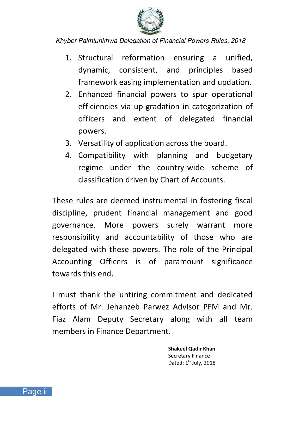 kp-delegation-of-financial-power-rules-2018-04